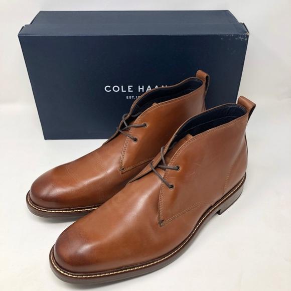 4beb2e1a1 Cole Haan Kennedy Grand II Chukka Boot Woodbury